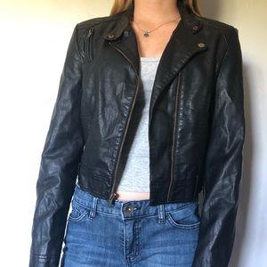 Lauren Conrad Leather Jacket